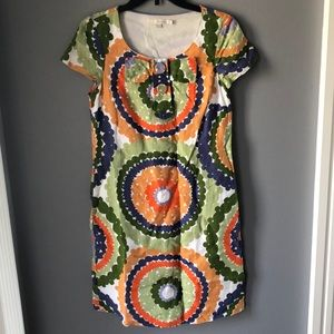Boden Linen Dress